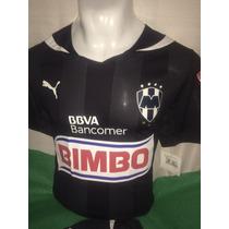 Jersey De Monterrey 2015 Versión Jugador Original
