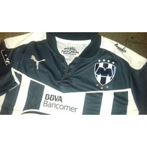 Jersey Puma Rayados De Monterrey 2016 Original Profesional