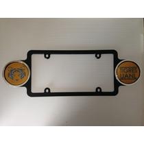 Porta Placas Futbol Tigres Uanl
