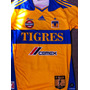 Jersey De Tigres Local--tecnologia Clima Cool--100% New----