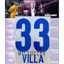 Estampados Tigres 2012-2013 Nuevo $100 Villa 33 Original
