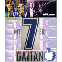 Estampados Tigres 2006 Libertadores, 7 Gaitan Local
