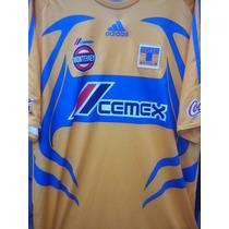 Jersey Tigres Uanl Monterrey Mexico Adidas Local Nueva