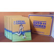 Figuras Y Libros Del Campeonato De Tigres Uanl