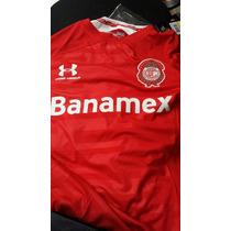 Jersey Club Deportivo Toluca Under Armour Original