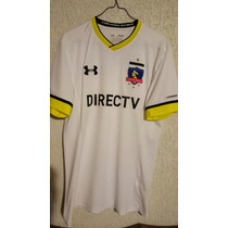 Playera Under Armon Colo Colo 100% Original