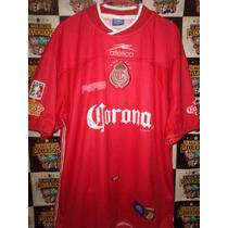 Camiseta Toluca 2001 V.ruiz Dificil