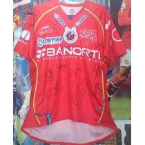 ºº Coleccion Camiseta Veracruz Atletica 2007 Firmada ºº