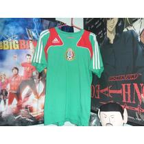 Jersey Cambio , Mexico Adidas , Entrenamiento M
