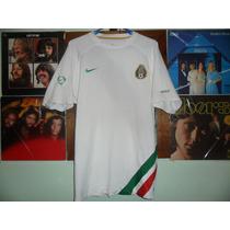 Jersey Cambio ,mexico Nike , Entreno Costuras Thermoselladas