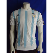 Playera De Argentina No. 10 Messi