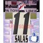 Estampado River Plate Local 2003, #11 Salas $199