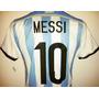 Jersey Argentina 2014 Lionel Messi