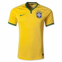 Jersey Nike Selección Brasil Mundial 2014