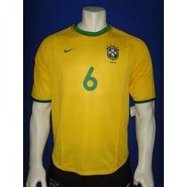 Playera Seleccion Brasil 2000 - 2001 - R. Carlos