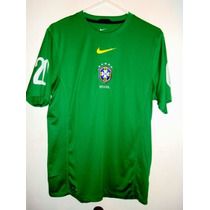 Playera Nike Training Brasil
