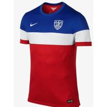 Jersey Nike Usa 2014 Visita Estados Unidos Mundial Original
