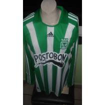 Jersey Adidas Atletico Nacional D Colombia 100% Original