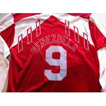 Jersey Venezuela Copa America De Chile 1991, De Jugador