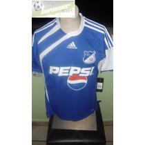 Jersey Adidas Millonarios De Colombia 100% Original*oferta