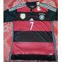 Jersey Alemania Visita Campeon Parche