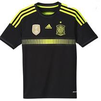 Jersey Adidas España Visita Brasil 2014 Original C/num