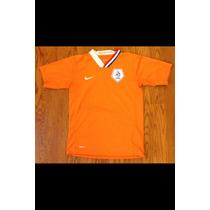 Jersey Original De Holanda De La Eurocopa 2008 Como Nuevo !!