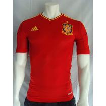 Playera Techfit Selección España Euro 2012