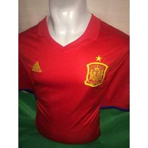 Jersey De España Eurocopa 2016 Rojo