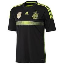Jersey Adidas Seleccion De España 100% Original 2014 Visita