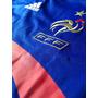 Jersey Adidas Francia, Clima Cool, Temporada 08-09.