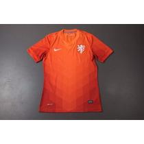 Jersey Holanda Local Naranja Nike 2015 Tallas S, M, L Y Xl