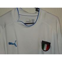Playera De La Selección Italiana Vintage Puma Talla L