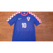 Jersey Nike Mundial Brasil 2014 Croacia Visita Original