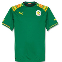 Jersey Puma Senegal Local 2015 Original C/num