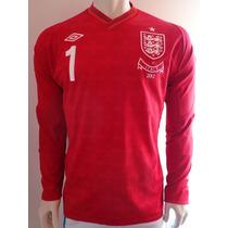 Jersey De La Selección Inglaterra Joe Hart Euro 2012