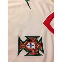 Jersey Nike Portugal, Nikefit, Temporada 08-09, Visitante.