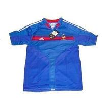 Jersey De La Selección De Francia Modelo Antiguo Marca Adida