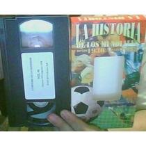 Video Alemania 74 Y Argentina 78 Video Vhs Futbol
