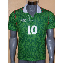 Jersey Mexico Retro 1994 Original Marca Umbro