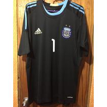 Jersey Portero Diego Pozo Selección Argentina Adidas América