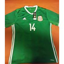 Nueva Jersey Seleccion Mexico Copa America Centenario 2016