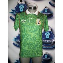 Jersey México Umbro, Selección Mexicana Mundial 1994