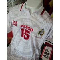 Jersey Mexico 98 N.15 Hernandez
