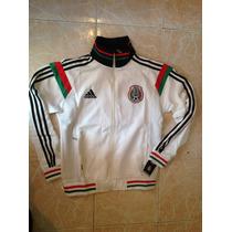 México Adidas Chamarra Talla S,m,l,xl Original Nueva