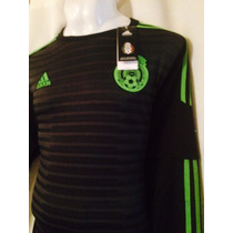 Jersey De Selección Mexicana Copa América Manga Larga