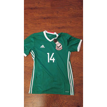 Jersey Adidas Chamara Mexico Mexicana 2016 Copa Ame Original