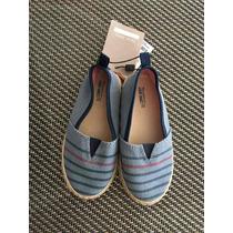 Zapatos Tipo Alpargatas Zara Talla 13cm