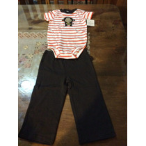 Cojuntos Para Bebes Niño Carters Pants Tallas 24 Meses 2pzs