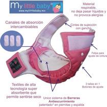 Pañal Ecologico My Little Baby Unitalla - Hecho En Jalisco